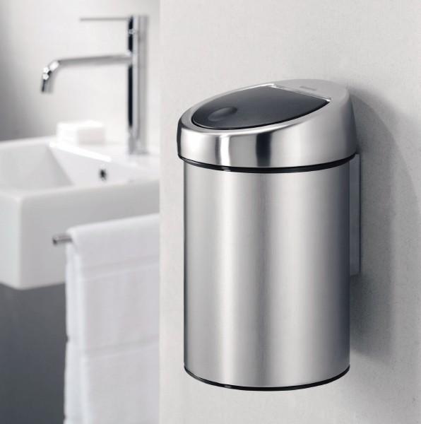 Uitgelicht: handige wandafvalemmer – perfect voor in de badkamer ...