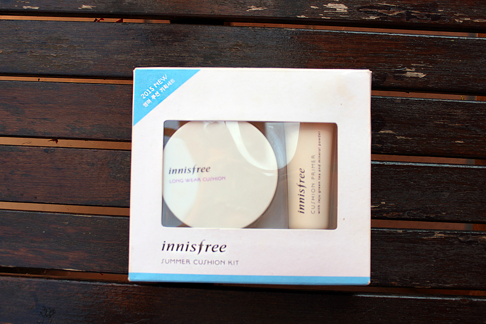 Innisfree Summer Cushion Kit