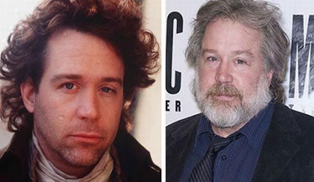 Famous celebrities then and now after many years