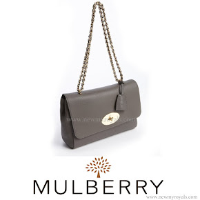 Crown Princess Mary Style Mulberry chain shoulder bag