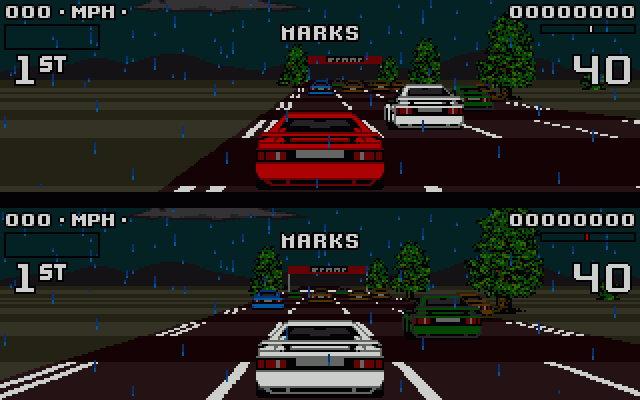 Lotus Turbo Challenge 2, Amiga