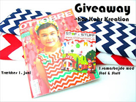 Give Away hos Kahr Kreation