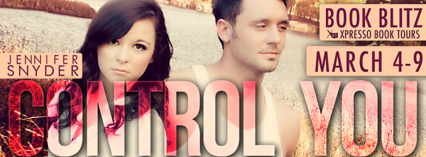 Control You Book Blitz and Giveaway