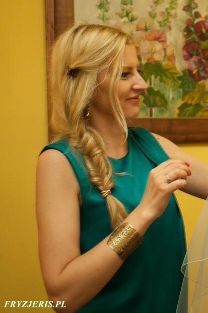 Moje weselne fryzury - zdjęcie
