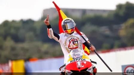 Hasil Tes MotoGP Sesi 3 di Sirkuit Sepang