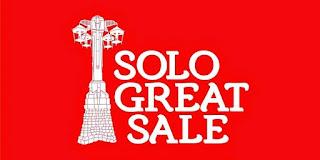 Diskon Tiket Kereta Api Dalam Rangka Solo Great Sale