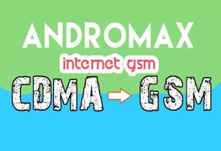 Tutorial DUAL GSM di Andromax C3 dengan Mudah dan Aman