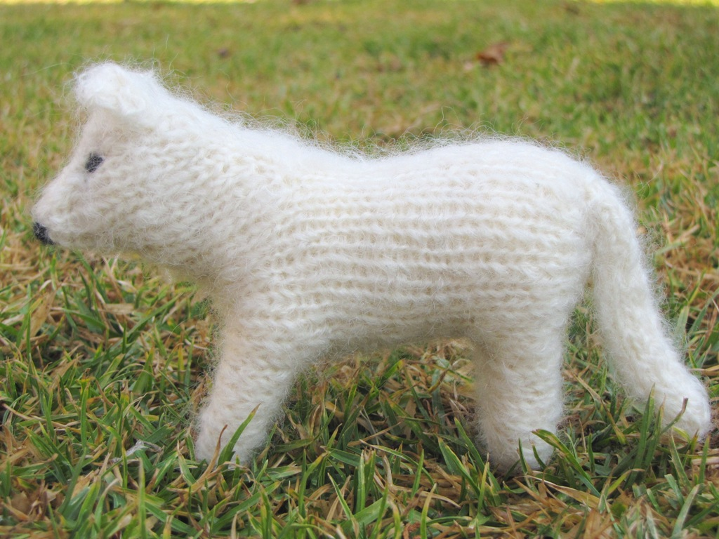 Wolf Knitting Pattern : patterns Archives - Natural Suburbia