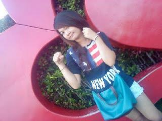 Ny Ya facebook girl the student study at Norton University 9
