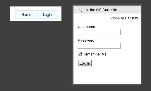 wordpress-login-liven-wordpress-jquery-plugin
