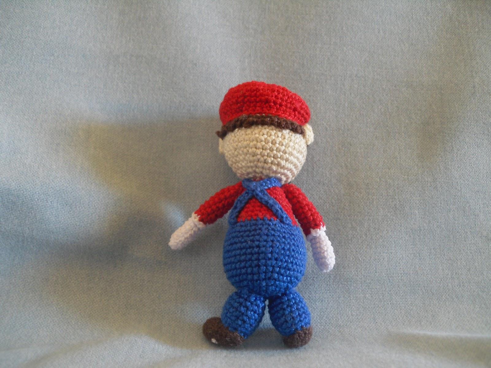 Patron Amigurumi Mario Bros En Espanol : Amigurumis en espanol: Super Mario Bros Amigurumi