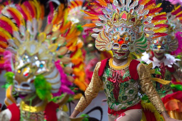 Masskara Festival, Bacolod City, Negros Occidental