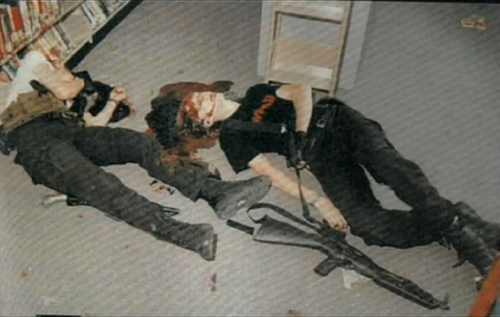 Dylan Klebold And Eric Harris Death Photos Of everyone who died