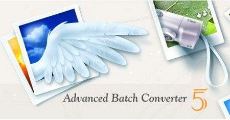 Advanced Batch Converter - мощный конвертер графики. . Универсальный проду