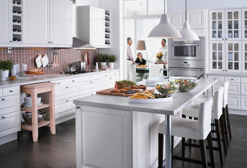 Kitchen's Pieces of furniture: Complicated to help Disregard