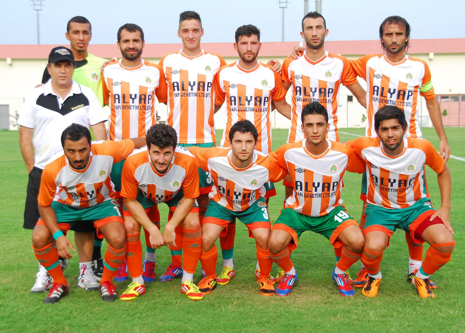 The Round Ball In Ankara Alanyaspor Team Profile
