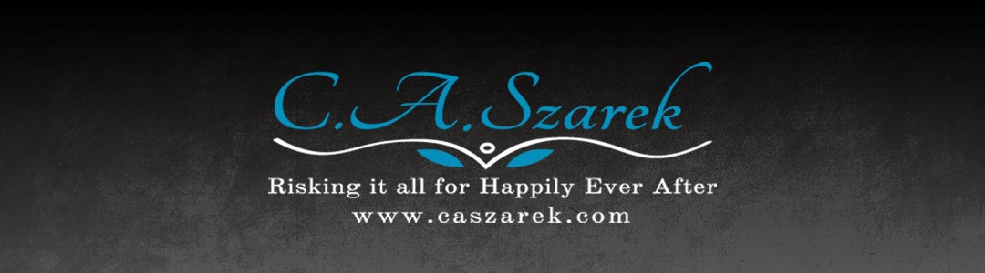 C.A. Szarek Author