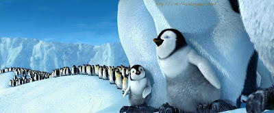Download Happy-feet Cartoon Hollywood Movie Dubbed in Hindi screen-shot Released in 2006