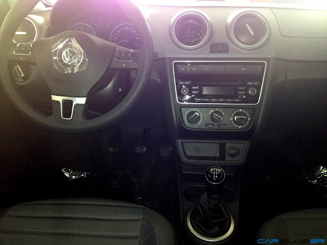 Novo Gol Power G6 2013 i-Motion