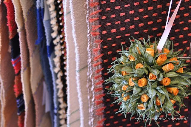 kodin tekstiili, pöytäliinoja