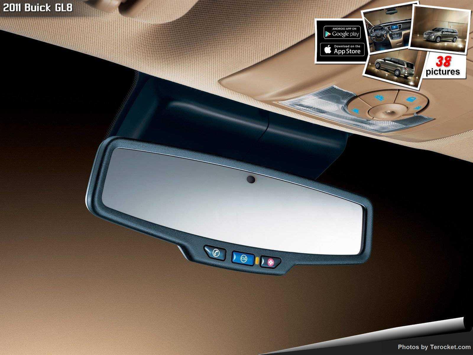 Hình ảnh xe ô tô Buick GL8 2011 & nội ngoại thất