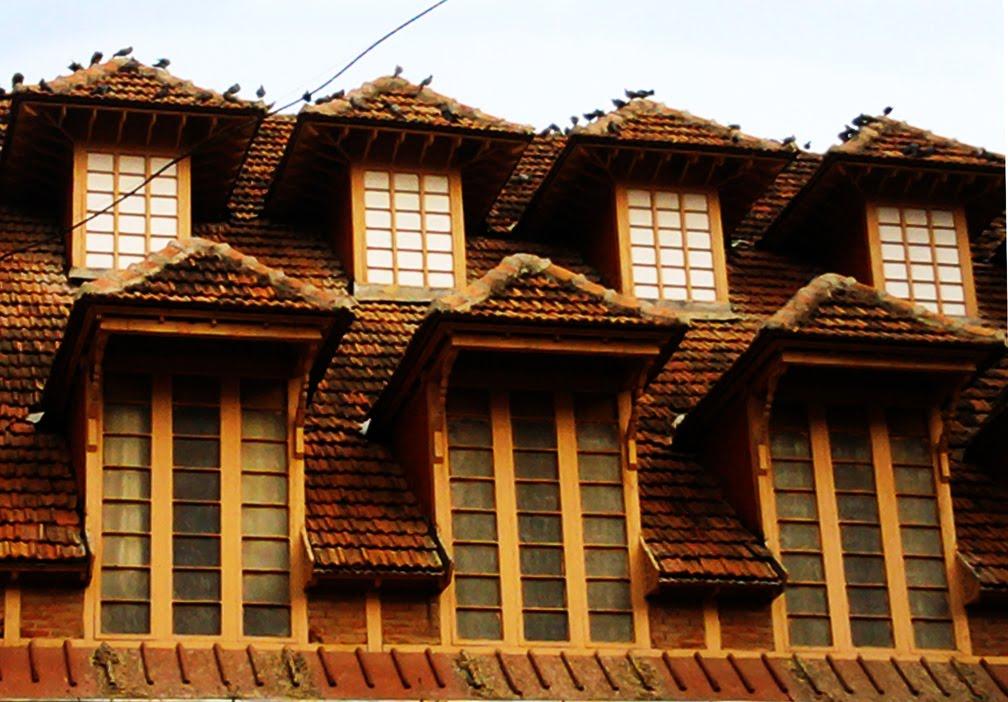 Dristikon sayaji baug baroda vadodara for Architecture design for home in vadodara