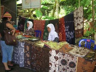 sentra batik girimulyo