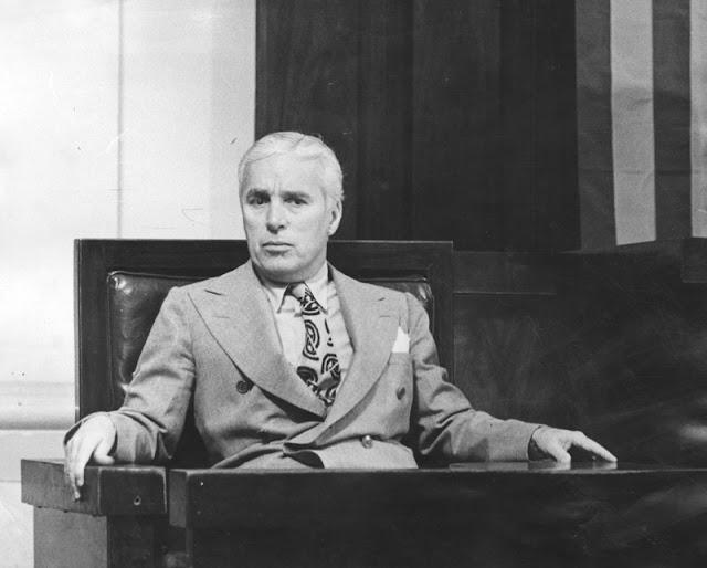 Scandal! Charlie Chaplin Part 2