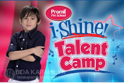 Lukas Enrique Magallano is Promil Pre-School I-Shine Talent Camp Grand Winner