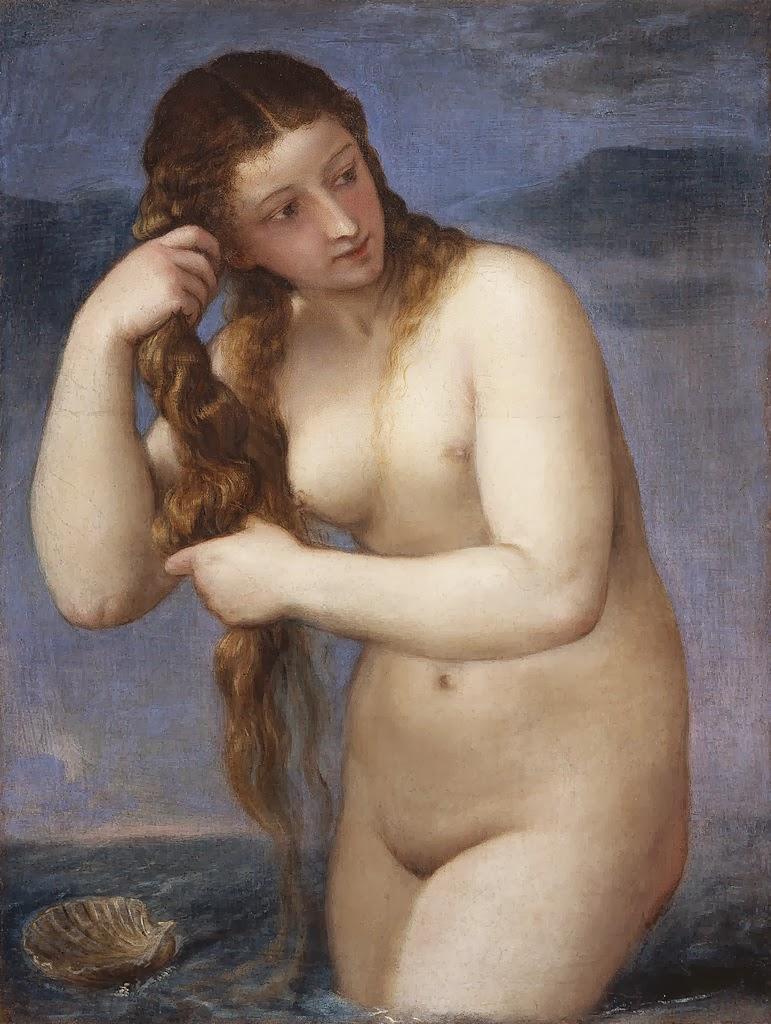Venus anadiómena, ca. 1520-25