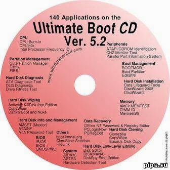free ultimate boot cd