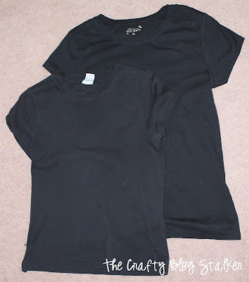 How to refashion a tshirt