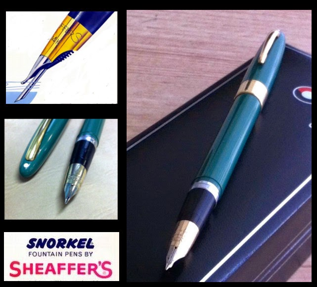 Sheaffer Snorkel Valiant