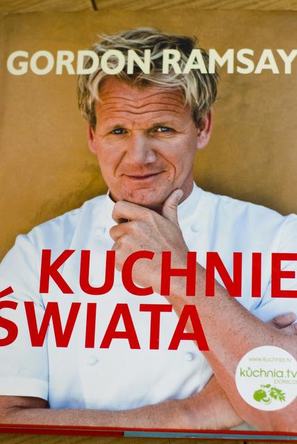 Recenzujemy 1 Gordon Ramsay Kuchnie świata Filozofia Smaku