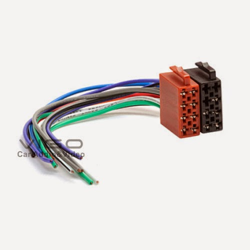 12 001 Universal Male font b ISO b font Radio Wire Cable Wiring Harness Car Stereo blogof alexey bass (������� ���� אלכסיי בס) iso connector pins remove wire from harness connector at reclaimingppi.co