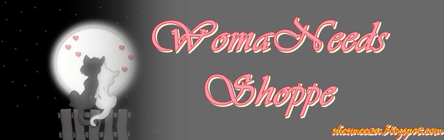 WoMaNeeds Shoppe Gamolex Gold