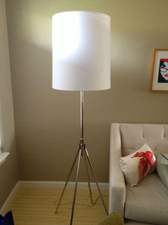 Superior Lamp   $140 Idea