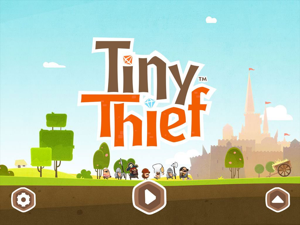 Tiny Thief Hack ALL MISSIONS AND LEVELS UNLOCKED