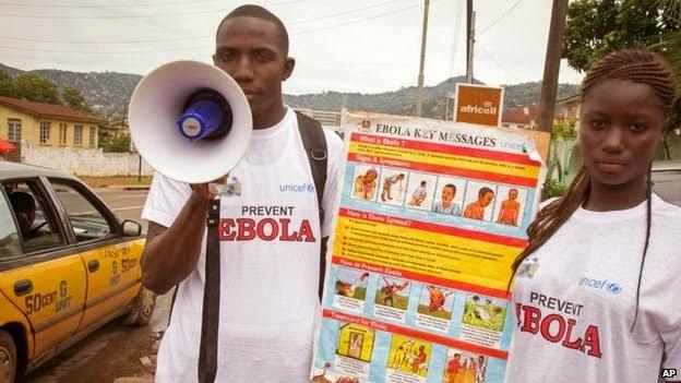 ebola virus ogun state