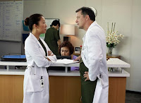 sandra oh and steven culp