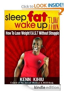 Free eBook Feature: Sleep Fat Wake Up Thin by Kenn Kihiu