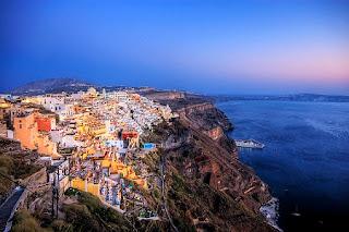 Kota Tebing Terindah di Dunia