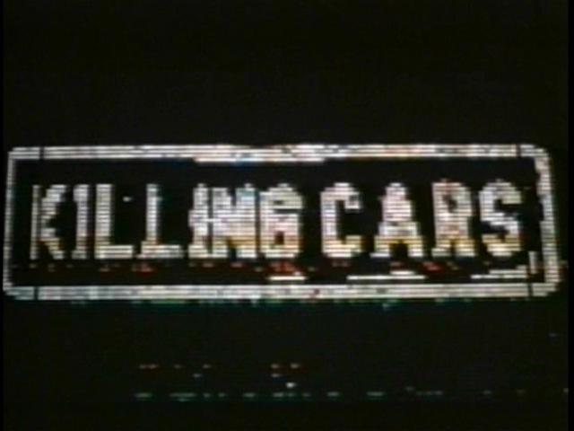Killing Cars title