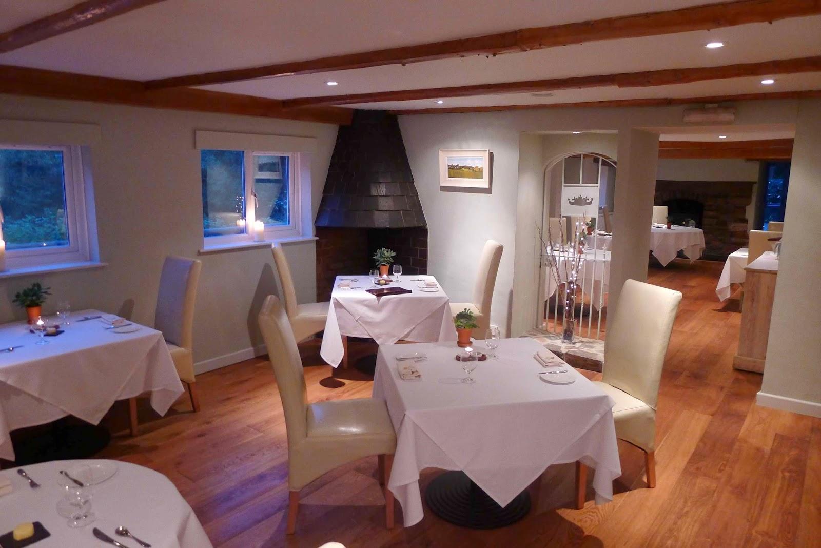 Whitebrook Restaurant Review