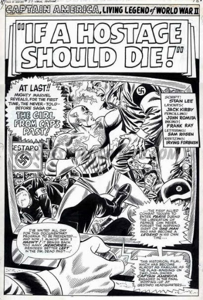 Splash Page: Tales of Suspense