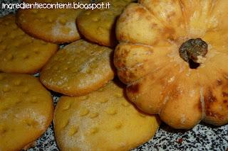 biscotti all'olio di semi di zucca