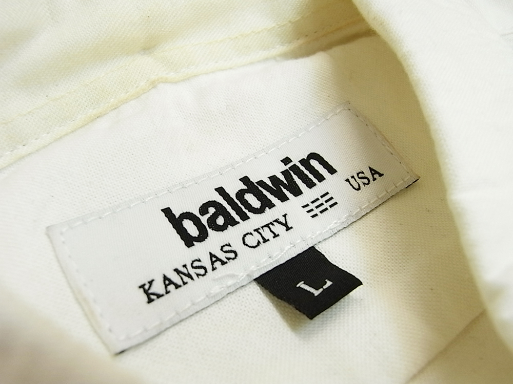 baldwin denim L/S William Oxford Shirts