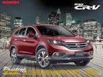 Eksterior Mobil Honda CRV