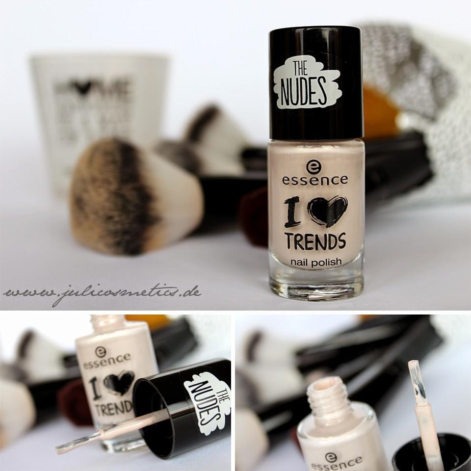essence The Nudes nail polish - 02 i nude it