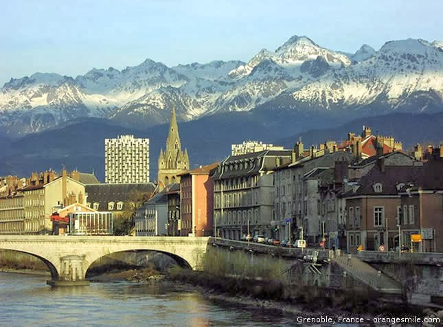 GRENOBLE | ALPES FRANCESES | RHÔNE-ALPES | FRANÇA | FRENCH ALPS